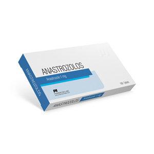 Anastrazolos 1 - ostaa anastrotsoli verkkokaupassa | Hinta
