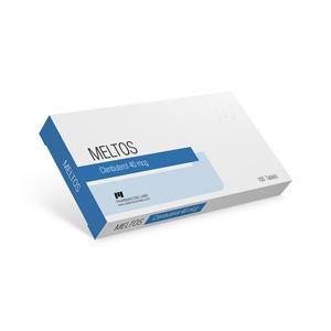 Meltos 40 - ostaa Klenbuterolihydrokloridi (Clen) verkkokaupassa | Hinta