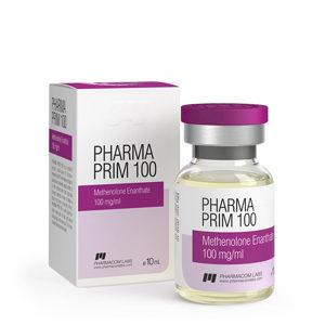 Pharma Prim 100 - ostaa Methenolone enthate (Primobolan depot) verkkokaupassa | Hinta
