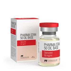 Pharma Stan 50 Oil Base - ostaa Stanozolol-injeksjon (Winstrol-depot) verkkokaupassa | Hinta