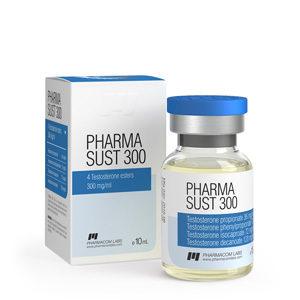 Pharma Sust 300 - ostaa Sustanon 250 (Testosteronblanding) verkkokaupassa | Hinta