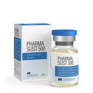 Pharma Sust 500 - ostaa Sustanon 250 (Testosteronblanding) verkkokaupassa | Hinta