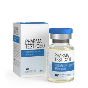 Pharma Test C250 - ostaa Testosteronipionaatti verkkokaupassa | Hinta
