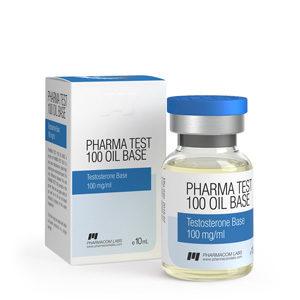 Pharma Test Oil Base 100 - ostaa Testosteronbase verkkokaupassa | Hinta