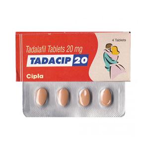Tadacip 20 - ostaa Tadalafil verkkokaupassa | Hinta