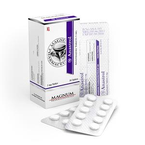 Magnum Anastrol - ostaa anastrotsoli verkkokaupassa | Hinta