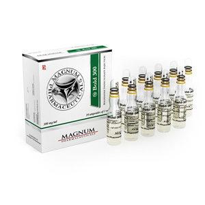 Magnum Bold 300 - ostaa Boldenon undekylenate (Equipose) verkkokaupassa | Hinta