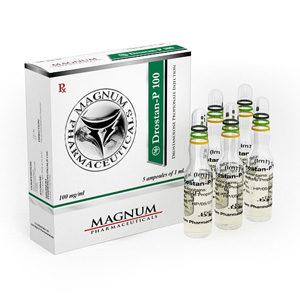 Magnum Drostan-P 100 - ostaa Drostanolon-propionaatti (Masteron) verkkokaupassa | Hinta