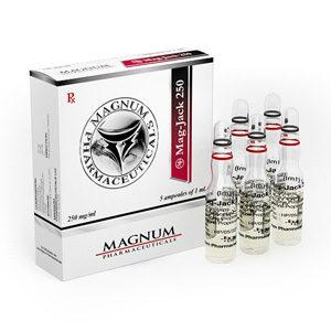 Magnum Mag-Jack 250 - ostaa Trenbolonasetaatti