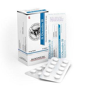 Magnum Oxandro 10 - ostaa Oxandrolone (Anavar) verkkokaupassa | Hinta