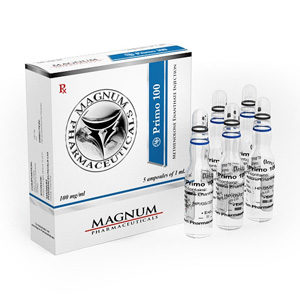 Magnum Primo 100 - ostaa Methenolone enthate (Primobolan depot) verkkokaupassa | Hinta