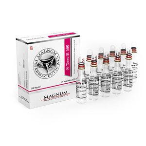 Magnum Test-E 300 - ostaa Testosteron enanthate verkkokaupassa | Hinta