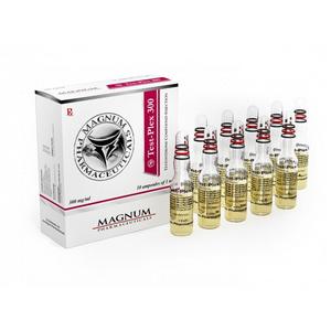 Magnum Test-Plex 300 - ostaa Sustanon 250 (Testosteronblanding) verkkokaupassa | Hinta