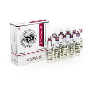 Magnum Test-Prop 100 - ostaa Testosteronpropionat verkkokaupassa | Hinta