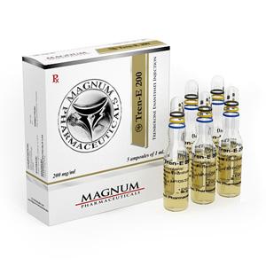 Magnum Tren-E 200 - ostaa Trenbolonin enantaatti verkkokaupassa | Hinta