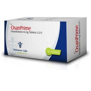 Oxanprime - ostaa Oxandrolone (Anavar) verkkokaupassa | Hinta
