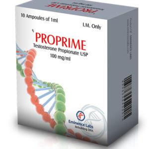 Proprime - ostaa Testosteronpropionat verkkokaupassa | Hinta