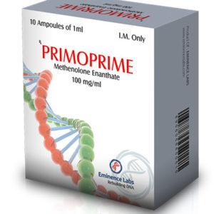 Primoprime - ostaa Metenolonasetaatti (Primobolan) verkkokaupassa | Hinta