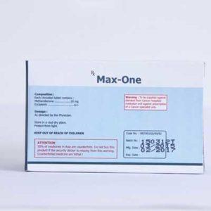 Max-One - ostaa Metandienon suun kautta (Dianabol) verkkokaupassa | Hinta