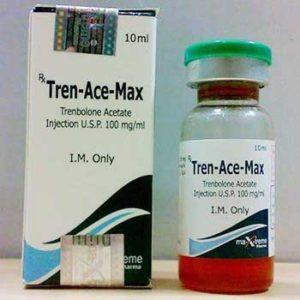 Tren-Ace-Max vial - ostaa Trenbolonacetat verkkokaupassa | Hinta