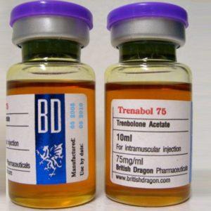 Trenbolone-75 - ostaa Trenbolonacetat verkkokaupassa | Hinta