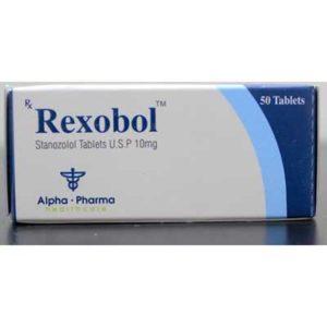Rexobol-10 - ostaa Stanozolol suun kautta (Winstrol) verkkokaupassa | Hinta
