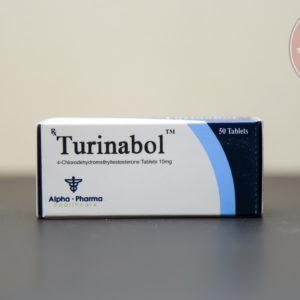 Turinabol 10 - ostaa Turinabol (4-klooridehydrometyylitosterosteroni) verkkokaupassa | Hinta
