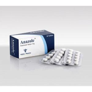Anazole - ostaa anastrotsoli verkkokaupassa | Hinta