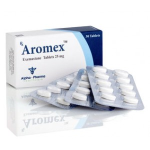 Aromex - ostaa Exemestane (Aromasin) verkkokaupassa | Hinta