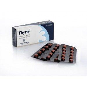 Thyro3 - ostaa Liothyronine (T3) verkkokaupassa | Hinta