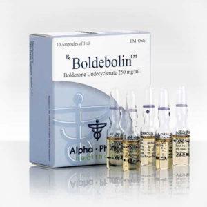 Boldebolin - ostaa Boldenon undekylenate (Equipose) verkkokaupassa | Hinta