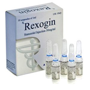 Rexogin - ostaa Stanozolol-injeksjon (Winstrol-depot) verkkokaupassa | Hinta