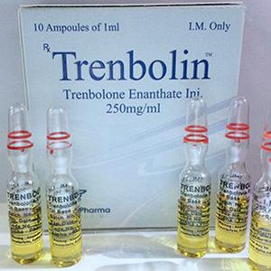 Trenbolin (ampoules) - ostaa Trenbolonin enantaatti verkkokaupassa | Hinta