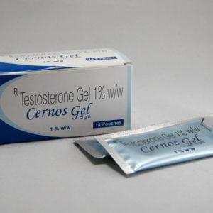 Cernos Gel (Testogel) - ostaa Testosterontilskudd verkkokaupassa | Hinta