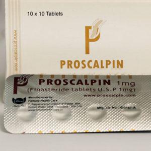 Proscalpin - ostaa finasteridi (Propecia) verkkokaupassa | Hinta