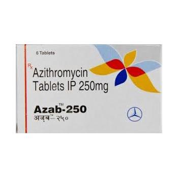 Azab 250 - ostaa atsitromysiini verkkokaupassa | Hinta