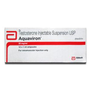 Aquaviron - ostaa Testosteronsuspensjon verkkokaupassa | Hinta