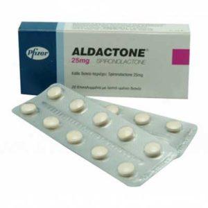 Aldactone - ostaa Aldaktoni (Spironolaktoni) verkkokaupassa | Hinta