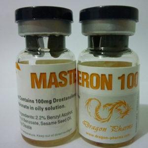 Masteron 100 - ostaa Drostanolonpropionaatti (Masteron) verkkokaupassa | Hinta