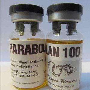 Parabolan 100 - ostaa Trenbolonin heksahydrobentsyylikarbonaatti verkkokaupassa | Hinta