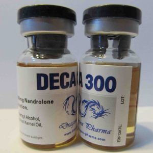 Deca 300 - ostaa Nandrolon dekanoat (deka) verkkokaupassa | Hinta