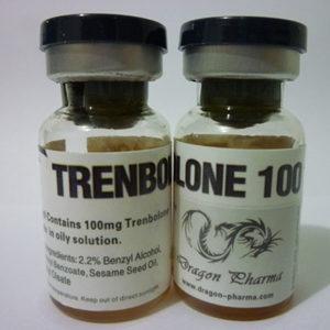 Trenbolone 100 - ostaa Trenbolonacetat verkkokaupassa | Hinta