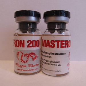 Masteron 200 - ostaa Drostanolonpropionaatti (Masteron) verkkokaupassa | Hinta