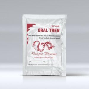 Oral Tren - ostaa Metyylitrienoloni (metyylitrenboloni) verkkokaupassa | Hinta