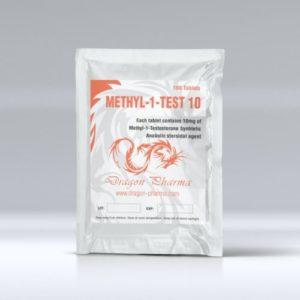 Methyl-1-Test 10 - ostaa Methyldihydroboldenone verkkokaupassa | Hinta