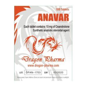 Anavar 10 - ostaa Oxandrolone (Anavar) verkkokaupassa | Hinta